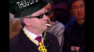 MC MELENCHON aka PAPA PUNCHLINES ! #thuglife #OKJLM