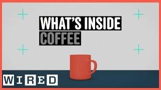 What's Inside: An Average Cup of Coffee-WIRED