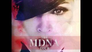10 Give Me All Your Luvin' - The MDNA Tour (Studio Version 1.0)