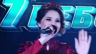 Пьер Айджо и Фатима  Красота души 'Лезгины отдыхают' 2014г  7 небо
