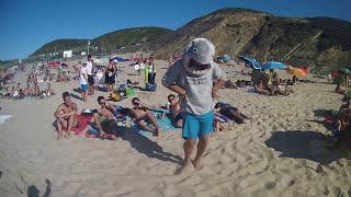 Tubarão do Sudoeste - Dança do Tubarão na Praia da Zambujeira