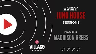 JUNO House Sessions - Maddison Krebs