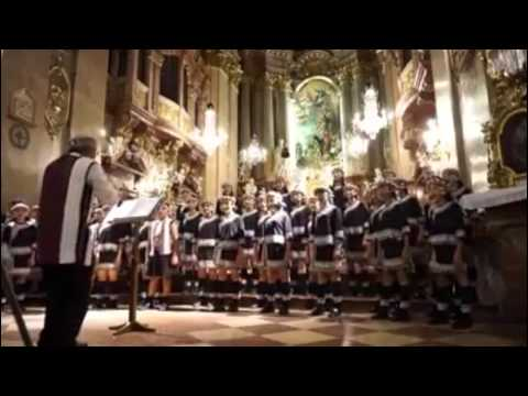 拍手歌. // 維也納, 聖彼得大教堂(台灣原聲童聲合唱團) Clap Song // Vienna, St. Peter's Basilica (Taiwan Soundtrack Choir) - YouTube