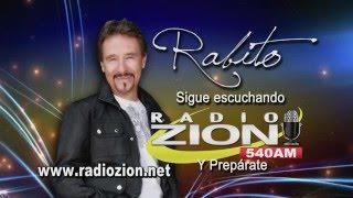 Rabito en Radio Zion