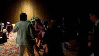 """Let it Whip"" Lesha Pulido Elsenbrook's 50th Birthday Disco Bash in Houston Texas"