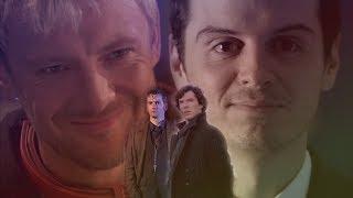 ▬ஜ Wholock: Master/Doctor & Moriarty/Sherlock ▬ I like the way ஜ▬
