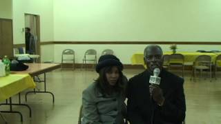 Mrs. Wilma Factory Phifer Green 99th Birthday Greetings from Lee Williams (Spiritual QC's)
