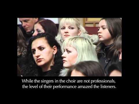 LCU Praise Choir – Ukraine Promo Video 2010