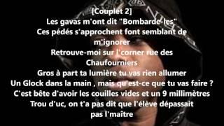 Mhd afro trap part 3 champions league lyrics