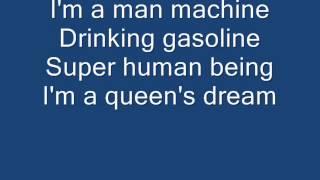 Robbie Williams   Man Machine Lyrics