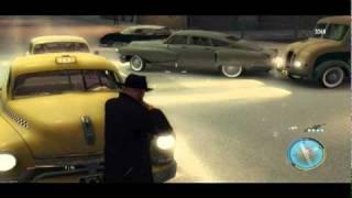 Mafia 2: Taxi bug