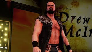 "WWE 2K18 - Drew McIntyre ""Broken Dreams"" (Custom Entrance)"