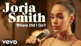 Jorja Smith - Where Did I Go? (Live) | Vevo UK LIFT