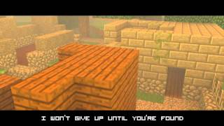 minecraft parody never say goodbye