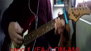 Indochine - Un été français ( tuto guitare )