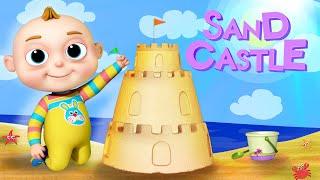 TooToo Boy - Sand Castle Episode | Cartoon Animation For Children | Funny Cartoons | Comedy Show
