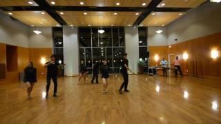 TLD Spring Show 2017 - UTSA Salsa
