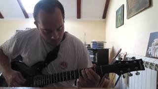 Partibrejkers - Hocu da znam ( Guitar Cover)