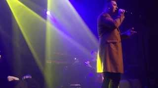Sam Smith live 'Leave your lover'@ Eurosonic Festival Groningen Holland 15-01-2014