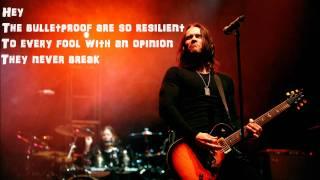 Come To Life by Alter Bridge Lyrics