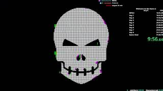 Welcome to the Game 2 Speedrun in 23:31 [WR]