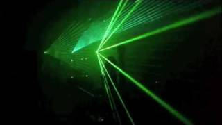 Lasershow * Safri Duo - Played-A-Live (The Bongo Song)