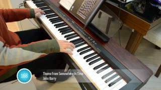 #168 - Theme From Somewhere In Time - John Barry