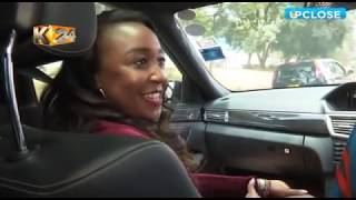 Upclose with Betty Kyalo on #WeekendWithBetty