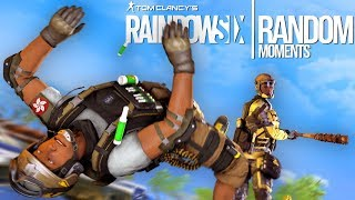 Rainbow Six Siege - Random Moments: #54 (Funny Moments Compilation)