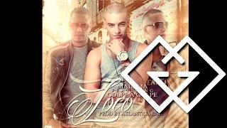 Golpe a Golpe Feat. Maluma - Loco [Remix] ®
