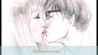 O amor aconteceu...