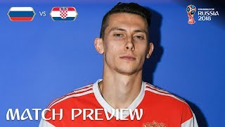 Ilya KUTEPOV (Russia)  - Match 59 Preview - 2018 FIFA World Cup™