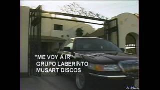 "LABERINTO ""ME VOY A IR "" HD"