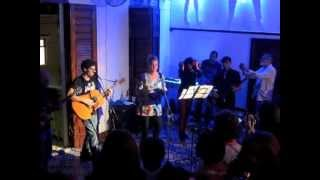 The-Residents - The World - Charles Bradley cover
