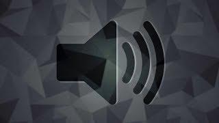 DRAMATIC SUSPENSE TONE [Sound Effect]