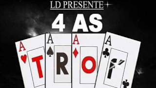 [LABEL DOUILLE] TIMAL - 4 AS TROF' FEAT . K-RYL  & M.O.H
