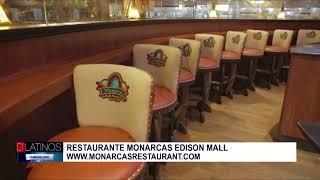 Nuevo restaurant Monarcas en el Edison Mall