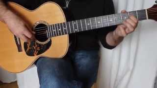 My Name is Nobody - Fingerstyle Guitar Cover - Ennio Morricone