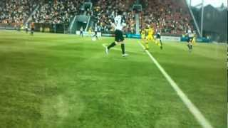 FIFA 13 | GAMEPLAY | Highest Ball in the Air Ever!!!! GLITCH
