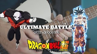 Dragon Ball Super - Ultimate Battle / Ultra Instinct Theme Guitar Cover by 94Stones