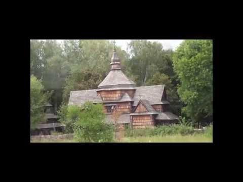 Pirogovo – Museum Of Folk Architecture And Life. Kyiv, Ukraine. Пирогово