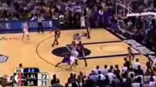 Lakers Buzzer Beaters 2000-2010