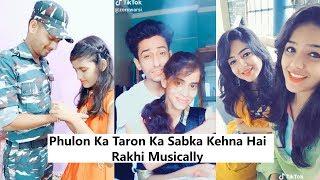 Bhai Behen Ka Pyaar Musically | Happy Rakhi