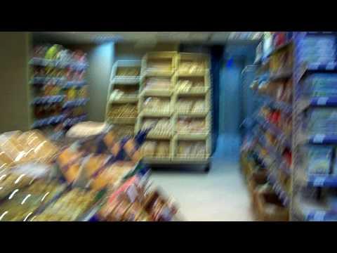 Metro Supermarket in Cairo, Egypt (Zamalek)