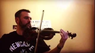 Undertaker Theme Violin Cover