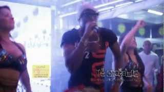 MC CHOCOLATE - [[DJ CHRISTOPHER LIVE FUNK]] [RADIO MANIA - PECUÁRIA DE GOIÂNIA]