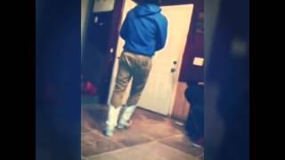 Dancing zapateado