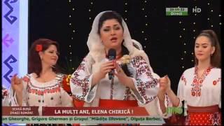 Tina Militaru - Draga inimioara (Seara buna, dragi romani! - ETNO TV - 13.02.2015)