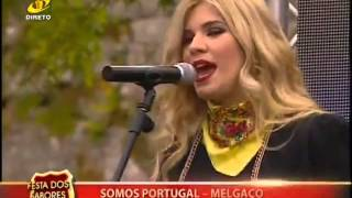 """AUGUSTO CANÁRIO e AMIGOS """"Depena a pita Maria"""" em Melgaço na Festa dos Sabores (Somos Portugal TVI)"""