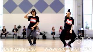 """Who Run The World"" Beyonce I Sean Bankhead Choreography I Project 818"